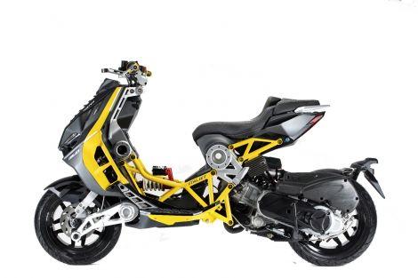 Italjet Dragster 200cc